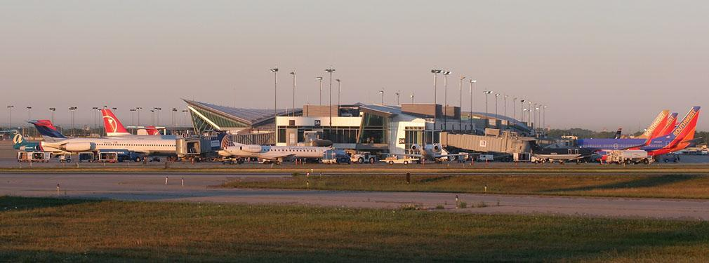 Buffalo Niagara International Airport